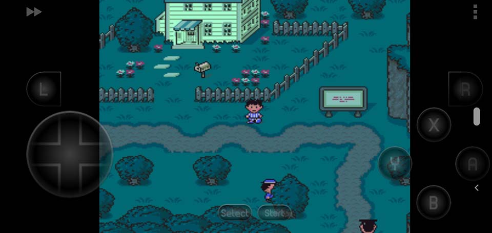 Earthbound SNES ROM - How To Play Earthbound On Android