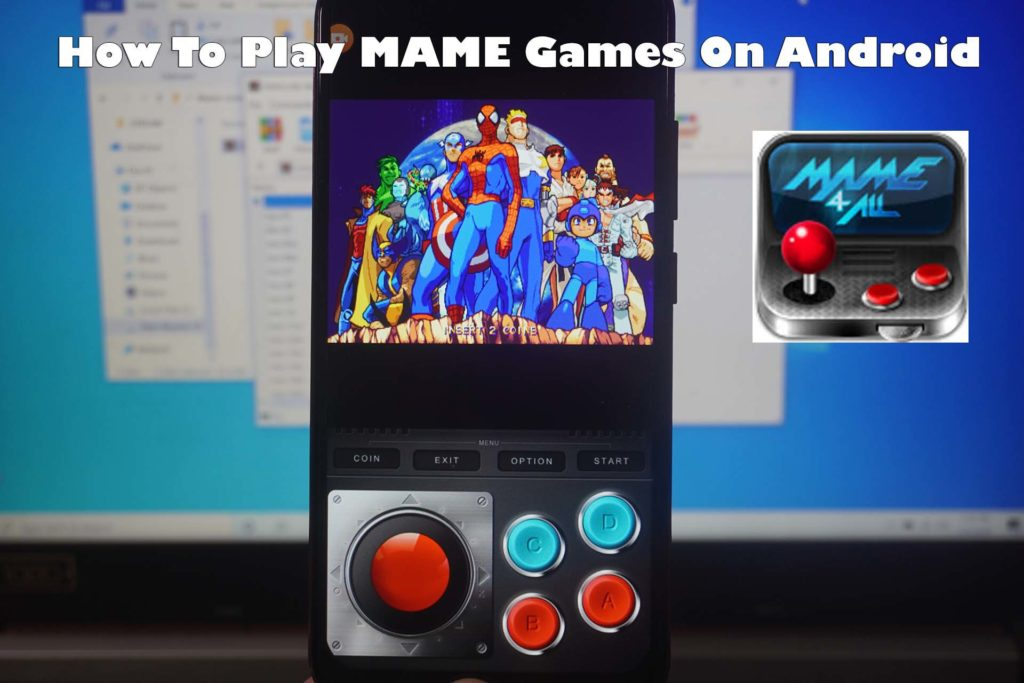 MAME4droid (0.139u1) 1.14 APK - How To Play MAME Games On Android