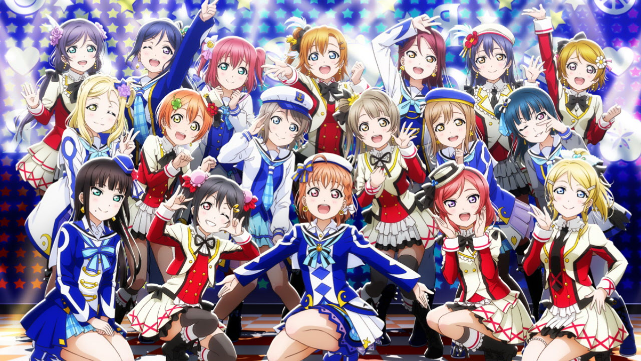 Play Love Live! All Stars on PC