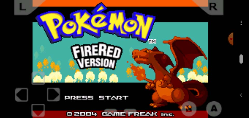 Pokemon - Fire Red Version (V1.1) ROM - How To Play Pokemon - Fire Red on Android