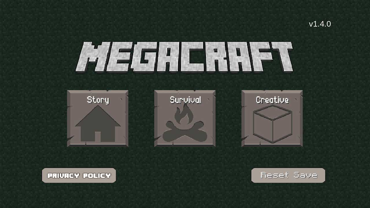 Play Megacraft - Pocket Edition on PC