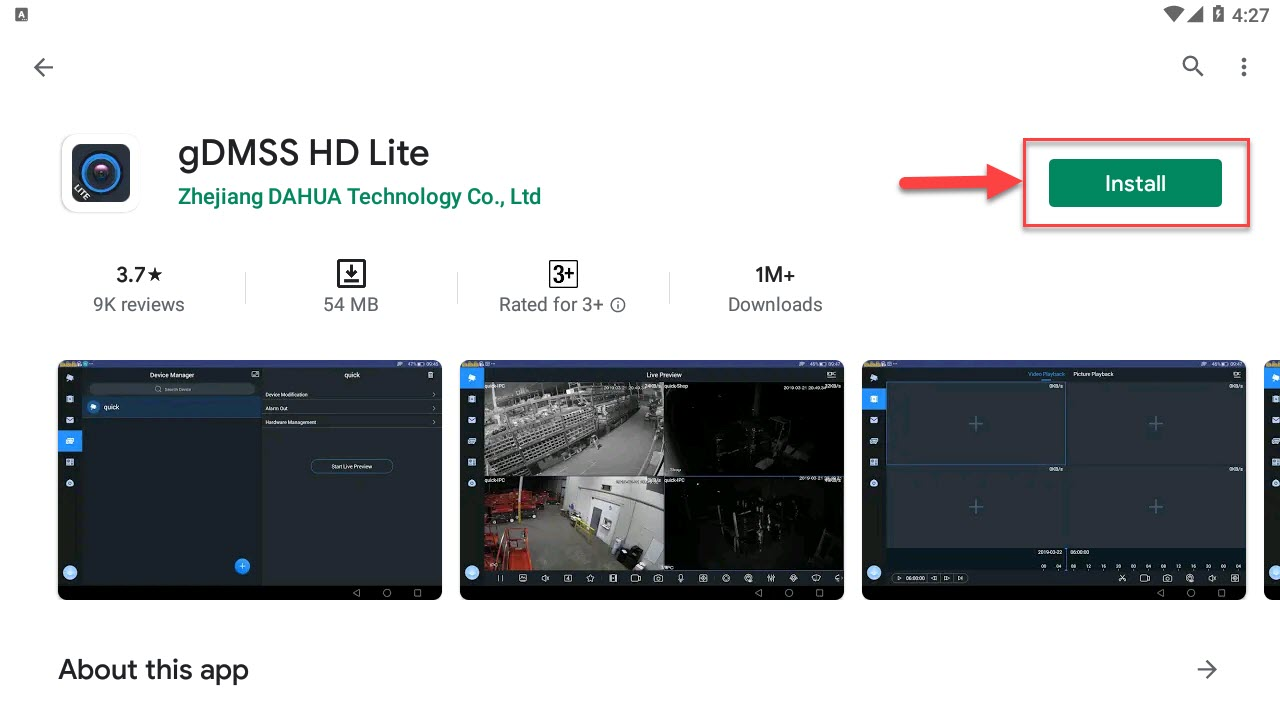 Download and Install gDMSS HD Lite For PC (Windows 10/8/7/Mac)