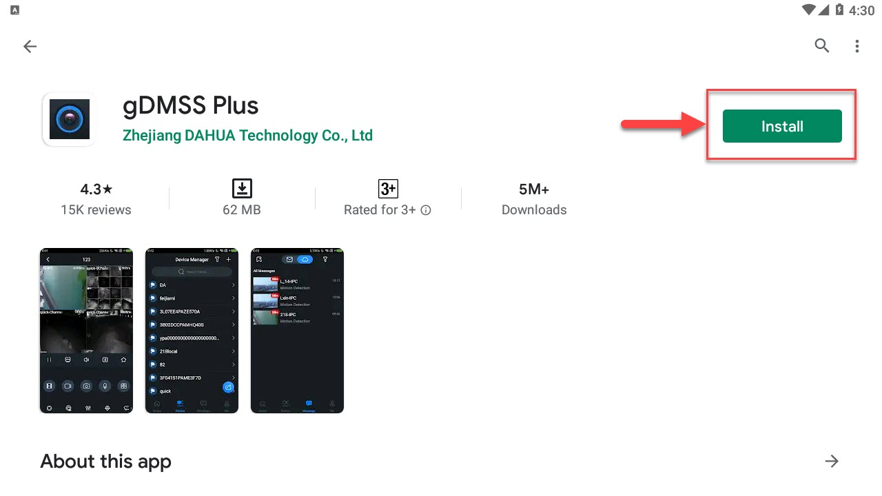 Download and Install gDMSS Plus For PC (Windows 10/8/7/Mac)