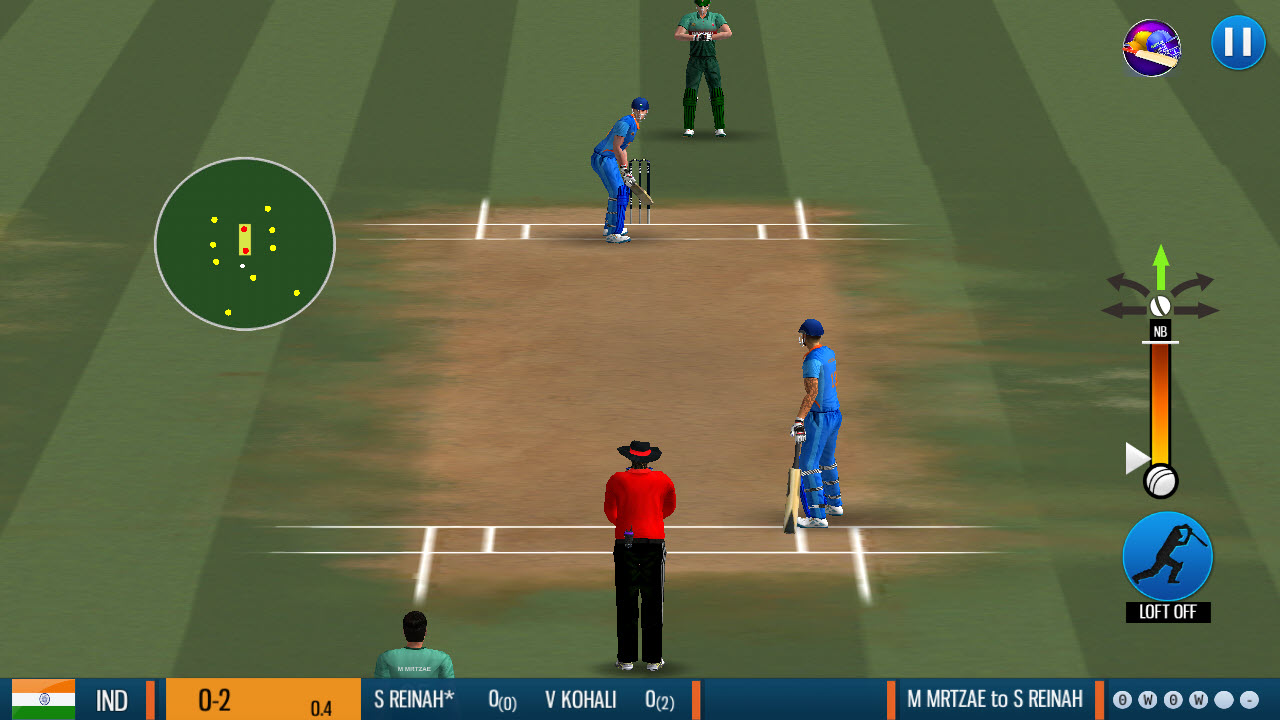 Play World Cricket Battle 2 (WCB2) on PC