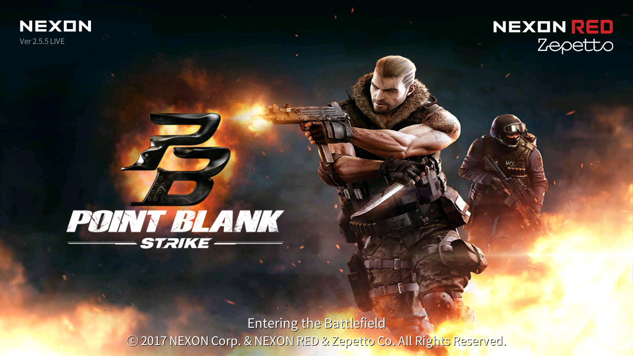 Play Point Blank: Strike on PC